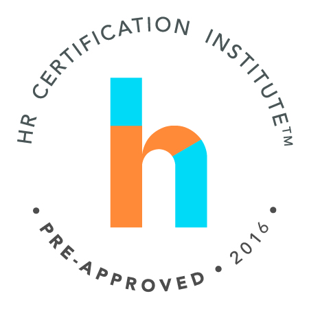 HRCI 2016 Approval